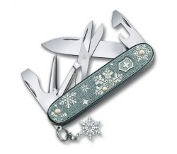Нож Victorinox Pioneer X Winter Magic Special Edition 2020