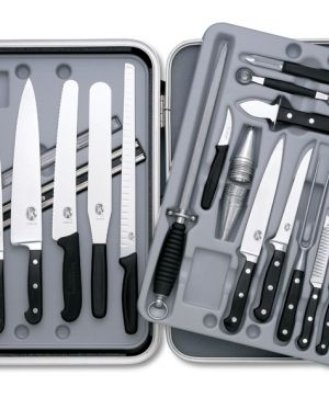Large Chef's case Victorinox 23 части